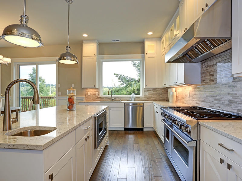 Cucina con penisola 5 motivi per sceglierla cose e case - Cucina con penisola ...